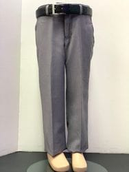 Mavezzano Regular Fit Dress Pant- GREY