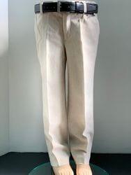 Mavezzano Linen Pant- NATURAL