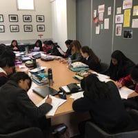 Stella Schools Intensive writer in Residence program