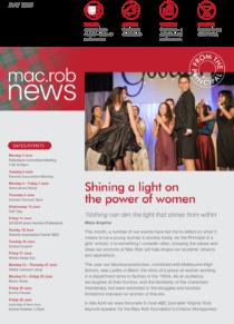 Mac Rob News May
