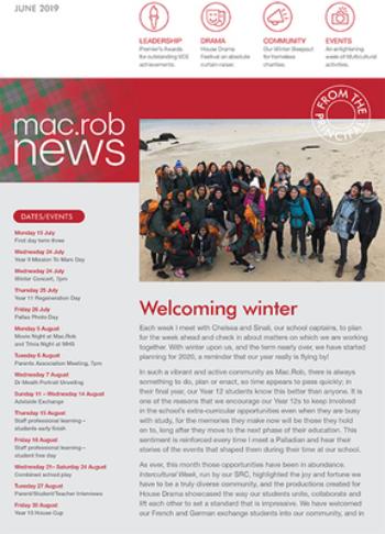 Mac Rob News June