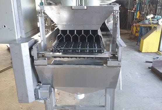 GG Sterling | Food processing equipment