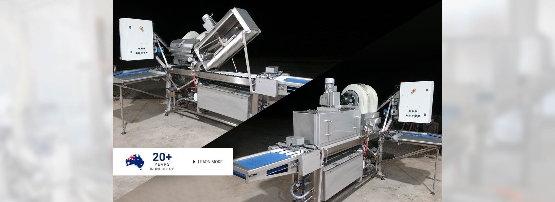 AgriFPE have 20+ years in food processing industry