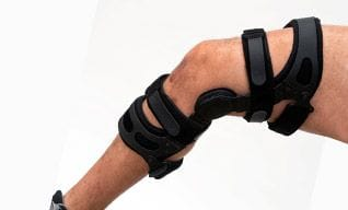 Custom knee bracing for osteoarthritis and ligament injuries | Orthobility Bracing