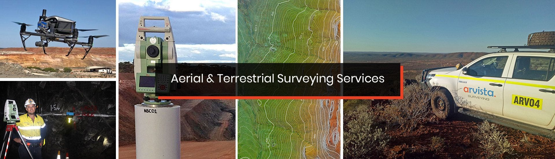 Arvista | Aerial & Terrestrial Surveying Services