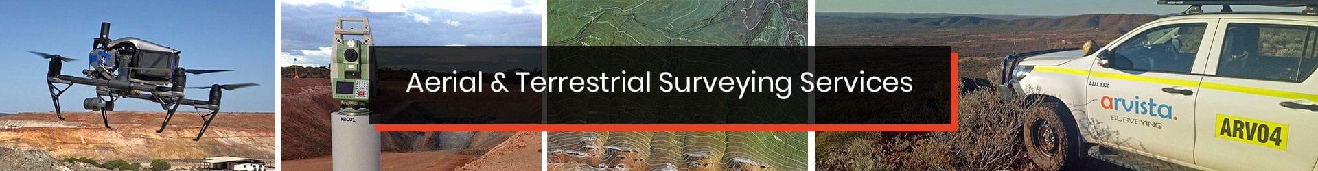 Arvista Aerial & Terrestrial Surveying Services