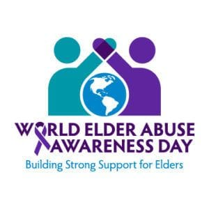 On World Elder Abuse Day (15 June) take a stand against elder abuse