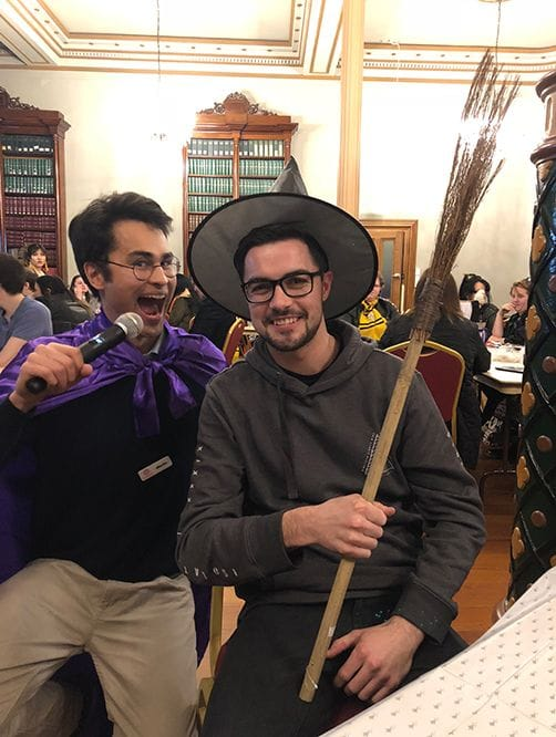Rotaract Harry Potter Trivia Night