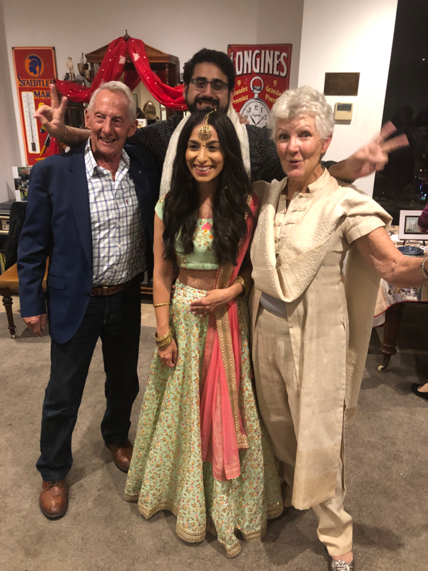 Indian Night in Southbank for a cause