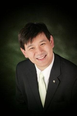 Gabe Hau, President Rotary Club of Southbank (2008-2009)