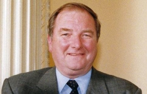 Rhys Maggs, President Rotary Club of Southbank (2000-2001)