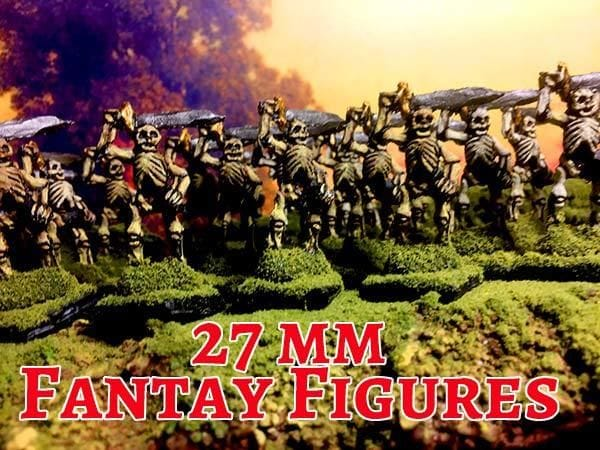 27 mm Fantasy Miniatures