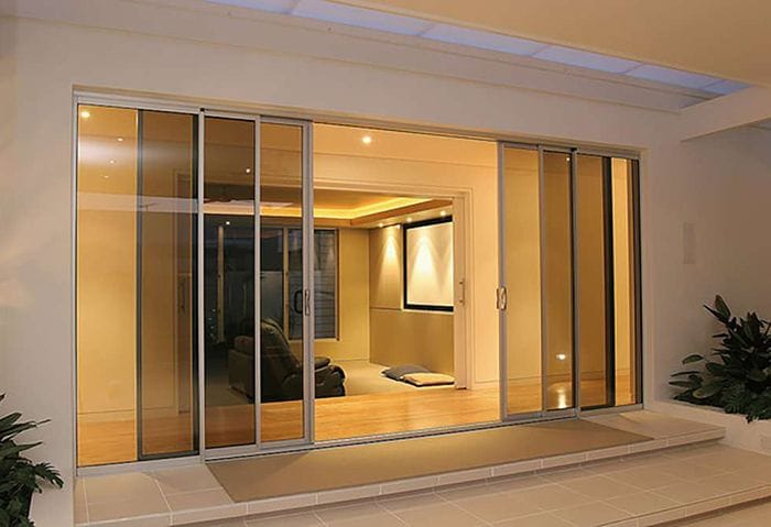 Sliding Doors And Stack A Doors