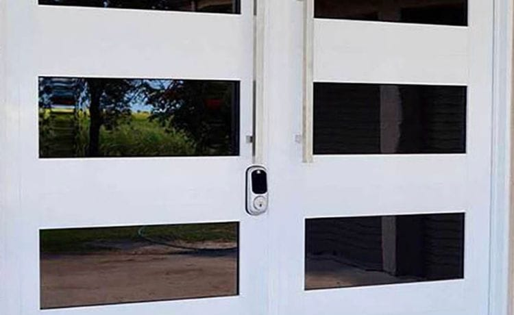 Hinged Doors