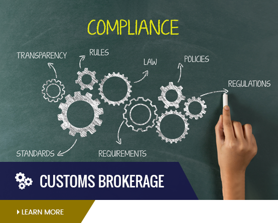 Customs Brokerage Services