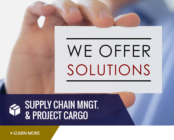 Supply Chain Mngt. & Project Cargo Services