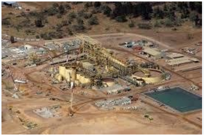 Evolution Minings Cowal Gold Mine Contract