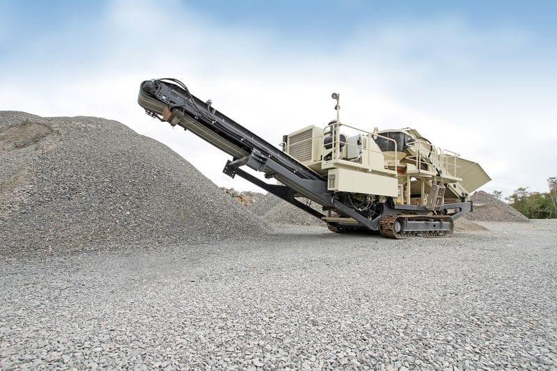 Quarry Plus+ Conveyor Components