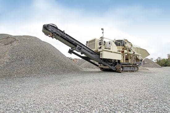 Quarry Plus+ Conveyor Components
