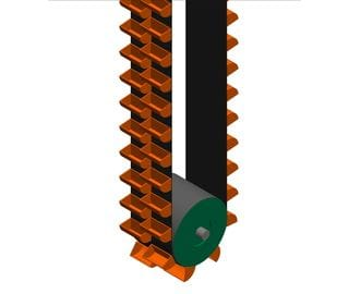 Bucket Elevator Conveying | Reliable Conveyor Belt