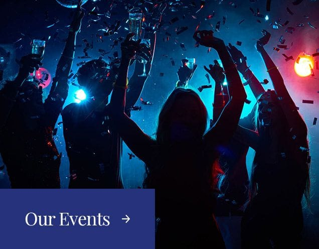 Club Eastwood Events