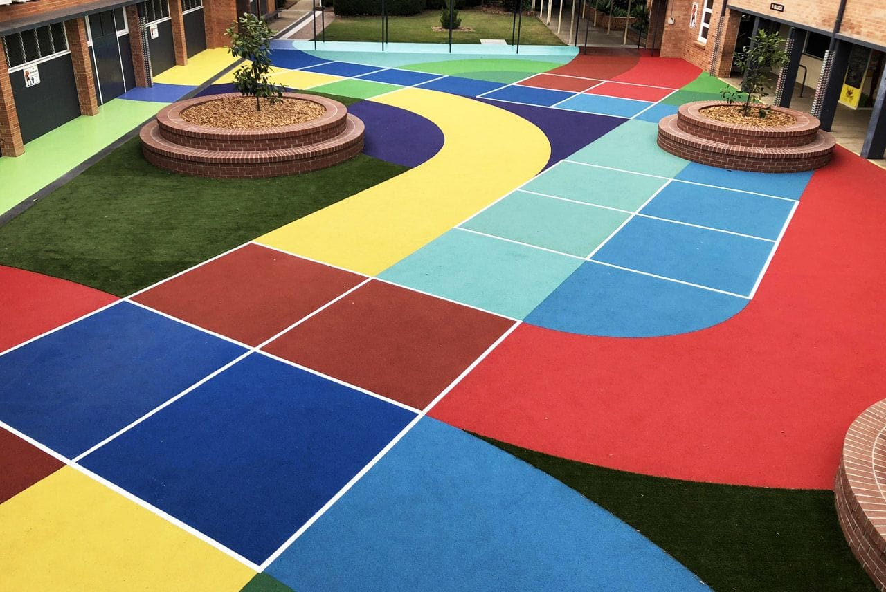 Walkervale State School Playground by PnL Constructions