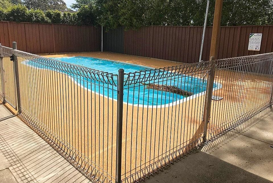 Northmead Pool Surround, Private Residence by Synthatech