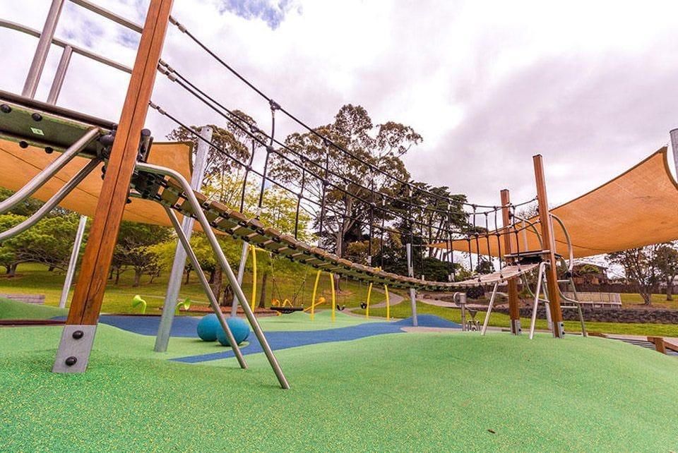 Marlborough Park, Auckland by Numat