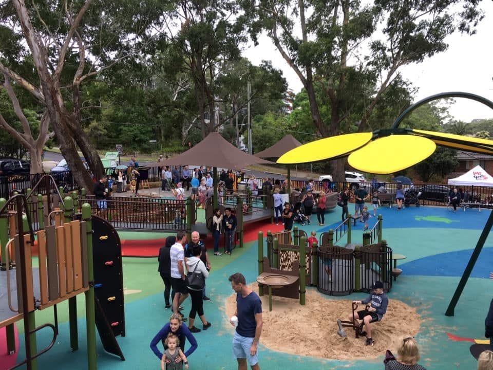 Mindarie Park Inclusive Playspace - Lane Cove