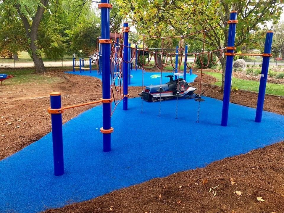 Adaminaby Public School - Bruce's Playgrounds