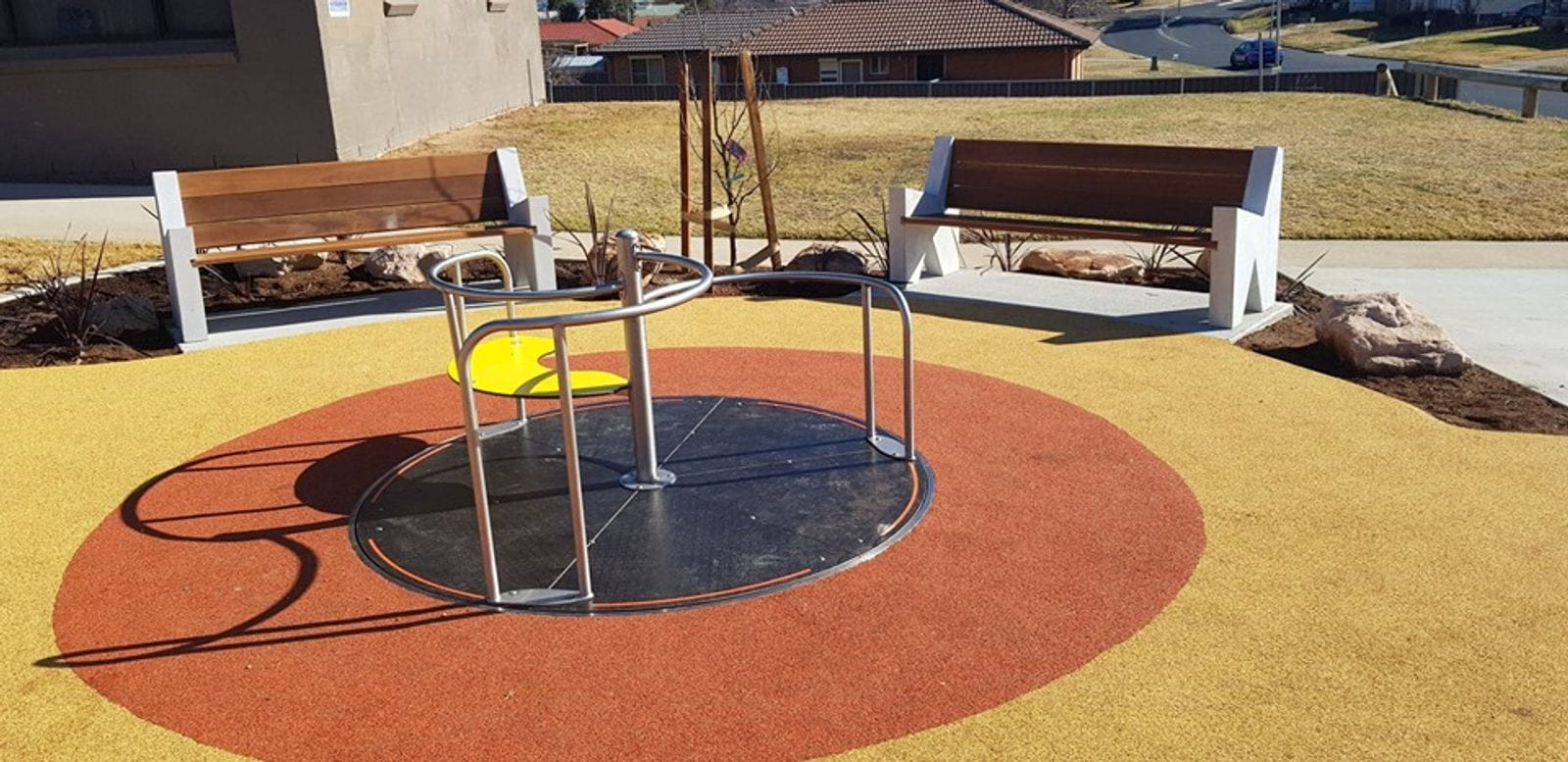 Kelso Community Hub - Bruce's Playgrounds