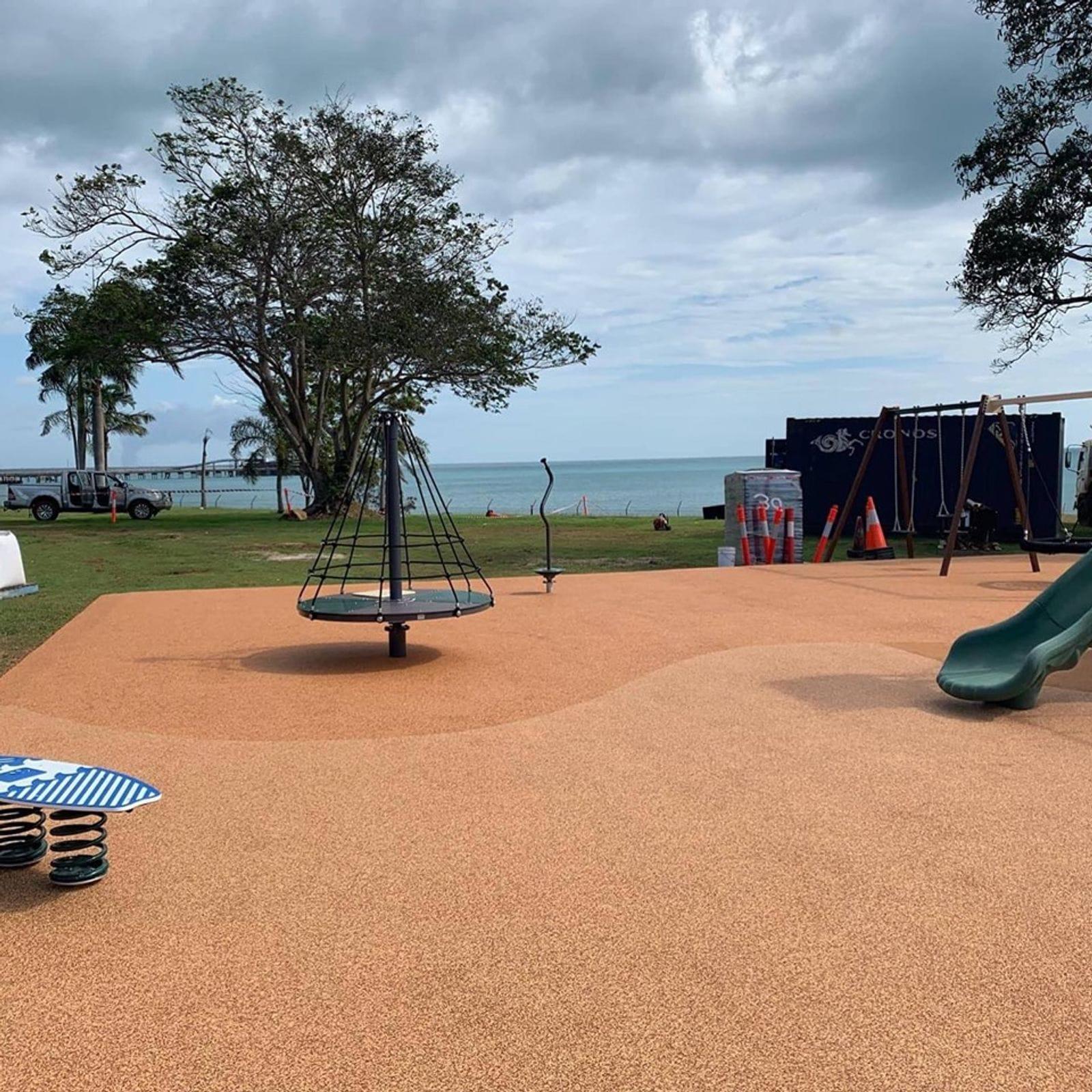 NT Sports and Playground Surfacing - NT Playground