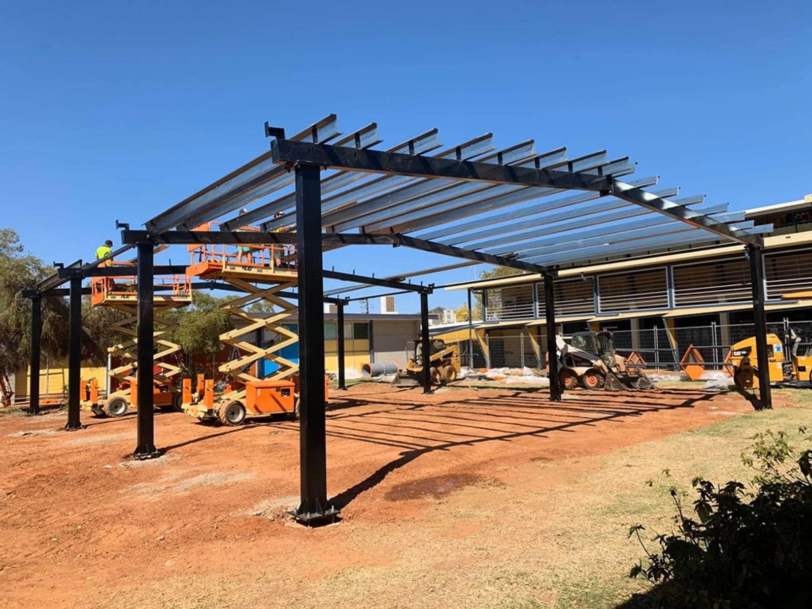 NT Sports and Playground Surfacing - Tennant Creek Primary School Council