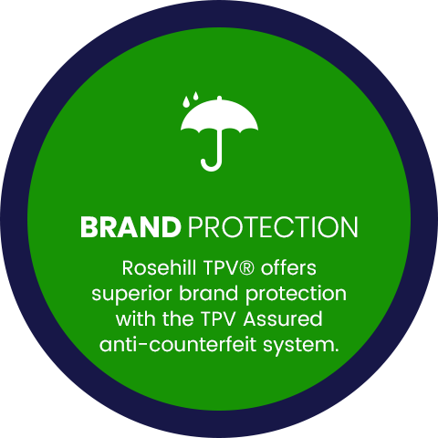 Surface Designs | Rosehill TPV® Brand Protection
