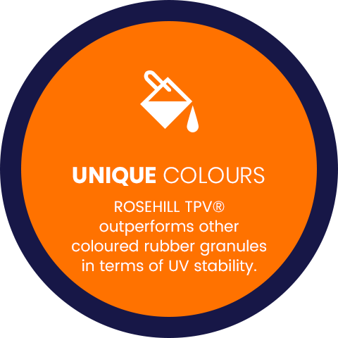 Surface Designs | Rosehill TPV® Unique Colours