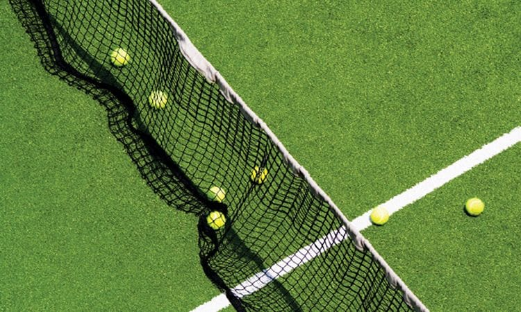 Synthetic Grass and Rubber | Synthetic Grass Tennis