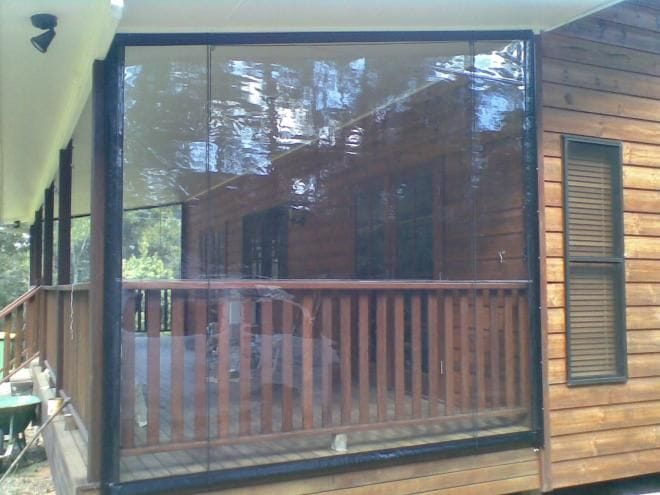 Cord and pulley blinds on the Gold Coast