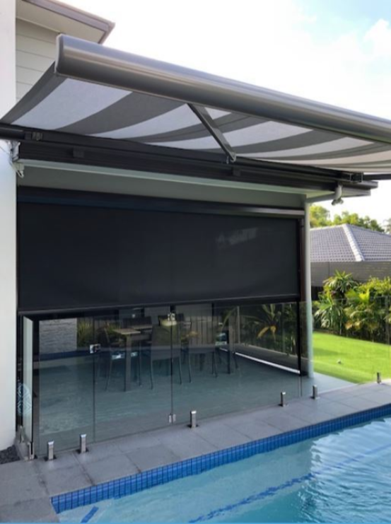 Outdoor Blinds Gallery | U-Select Blinds Gold Coast