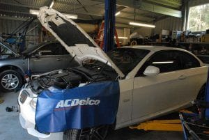 BMW Car Service Gold Coast