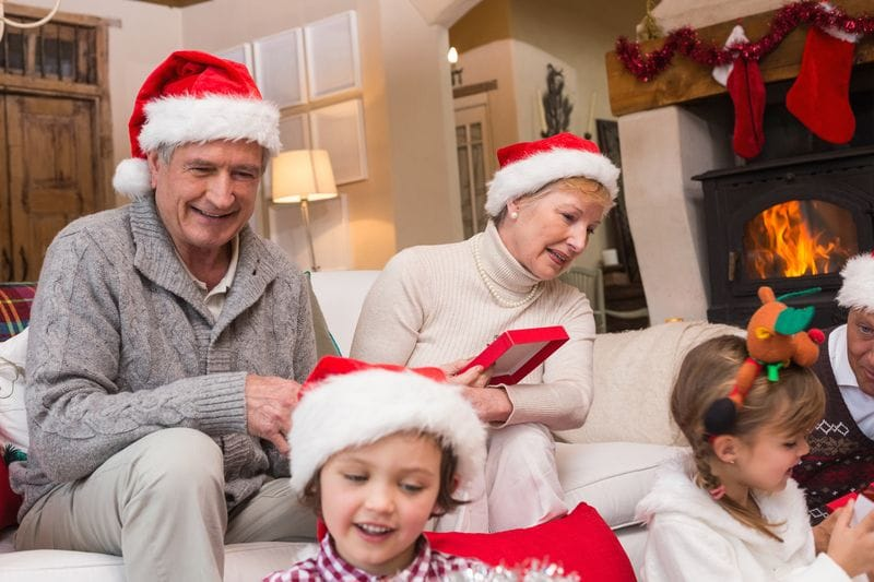 Make This Holiday Special With Your Elderly Loved Ones