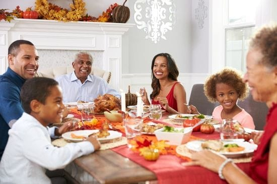 Thanksgiving Health And Safety Tops For Senior Care
