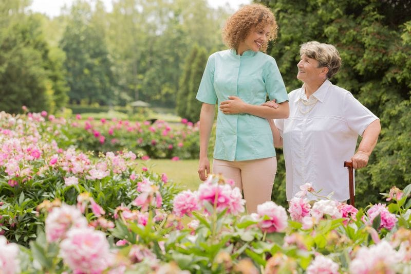 Summer Outdoor Activities For The Elderly