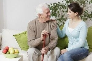 Tips On How To Relax When Caring For Seniors