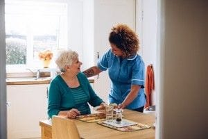 How In-Home Caregivers Handle Seniors With Depression