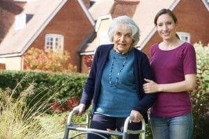 Caregiver Tips: 4 Quick Ways To Reduce Caregiver Stress
