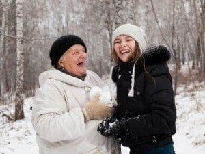 6 Ways To Keep Seniors Safe During Winter