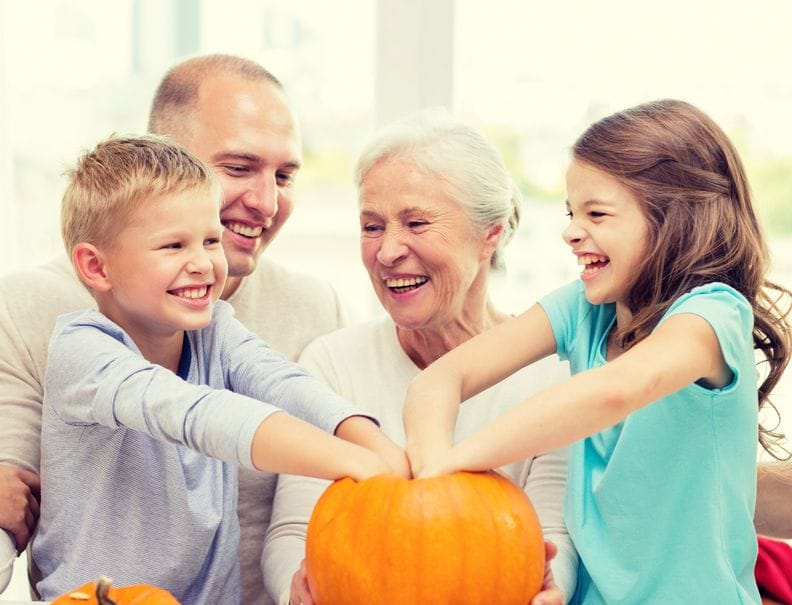 How To Have Halloween Fun With Elderly Relatives