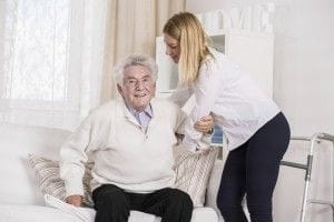 Home Health care Speeds Recovery from Hip Replacement Surgery
