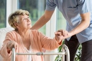 Elderly Care Assistance after Hospital Discharge