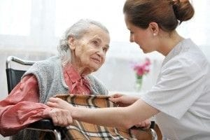 Caregivers Caring For Themselves